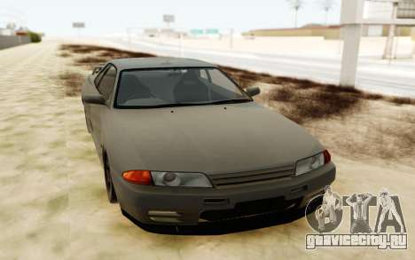 Nissan Skyline ER32 для GTA San Andreas