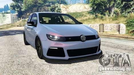 Volkswagen Golf R Mk6 [replace] для GTA 5