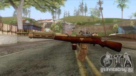 Deadfall Adventures - Fedorov Avtomat для GTA San Andreas