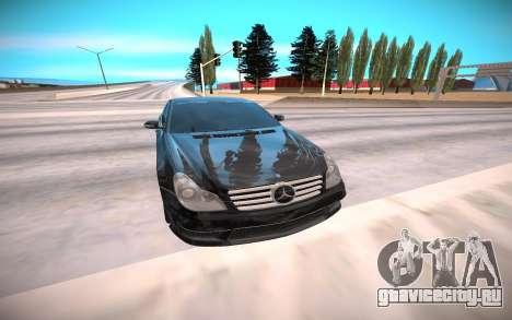 Mercedes-Benz CLS для GTA San Andreas