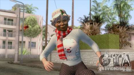 Festival Suprise DLC - Skin Random 45 для GTA San Andreas