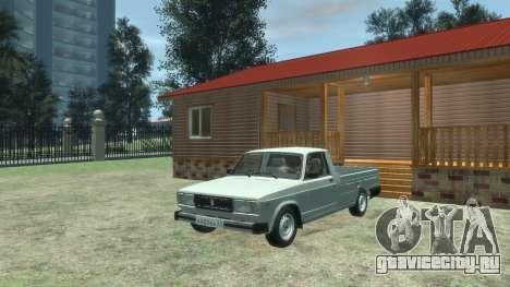 ИЖ-27175 для GTA 4