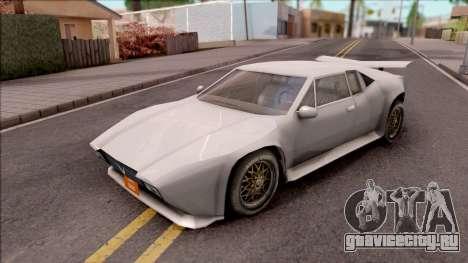 Driver PL Raven для GTA San Andreas