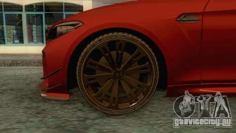 BMW M2 Coupe для GTA San Andreas