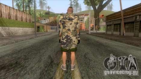 Random Skin 35 v2 для GTA San Andreas третий скриншот
