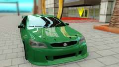Holden Commodore для GTA San Andreas