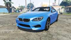 BMW M6 Coupe (F13) [add-on] для GTA 5
