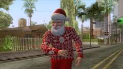 GTA Online - Christmas Skin 2 для GTA San Andreas