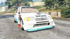 Peugeot 205 T16 [replace]
