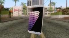 Samsung Galaxy Note 7 White для GTA San Andreas