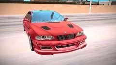 BMW E46 M3 GTR для GTA San Andreas