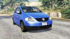 Volkswagen Fox v2.0 [replace] для GTA 5