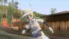 Kemono Friends - Mirai Skin для GTA San Andreas