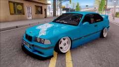 BMW 3-er E36 Blue 4.0i