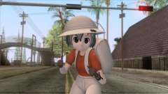 Kemono Friends - Kaban Chan для GTA San Andreas