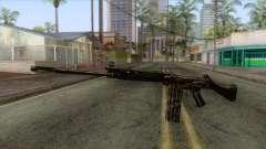 FN-FAL Camouflage для GTA San Andreas