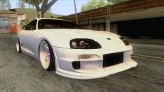 Toyota Supra Tuning для GTA San Andreas