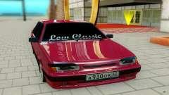 ВАЗ 2115 красный для GTA San Andreas