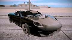 Ruf RK Spyder для GTA San Andreas