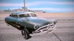 Hudson Hornet Club Coupe 51 для GTA San Andreas