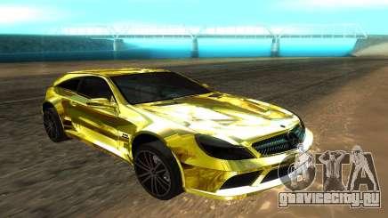 Mercedes-Benz SL65 Hatchback для GTA San Andreas
