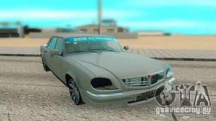 ГАЗ 31105 Без Фары для GTA San Andreas