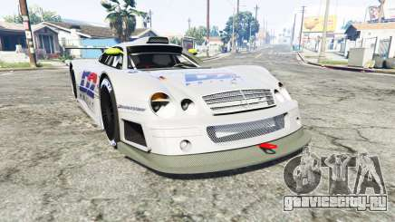 Mercedes-Benz CLK LM 1998 [replace] для GTA 5