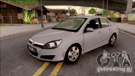 Opel Astra H Sedan для GTA San Andreas