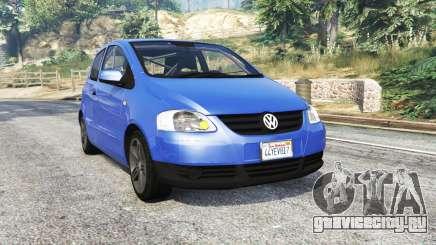 Volkswagen Fox v2.0 [replace] для GTA 5