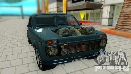 Нива 2121 для GTA San Andreas