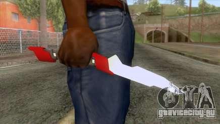 Marvel vs Capcom Infinity - Gamora Weapon 2 для GTA San Andreas