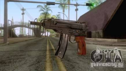 COD 4 Modern Warfare - Skorpion для GTA San Andreas