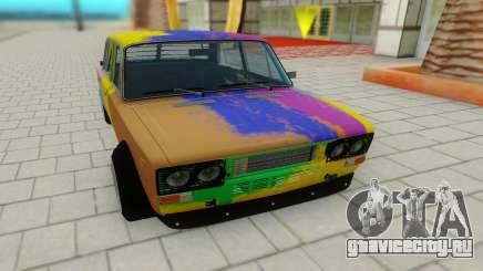 ВАЗ 2103 Хиппи для GTA San Andreas