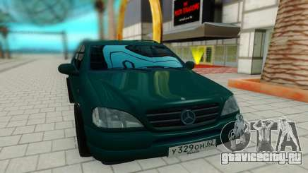 Mersedes-Benz ML 230 для GTA San Andreas