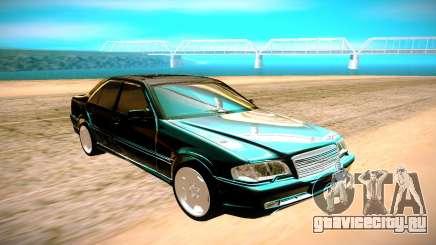 Mercedes-Benz C43 AMG для GTA San Andreas