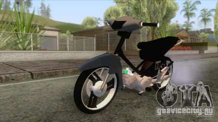 Honda Wave Stunt для GTA San Andreas