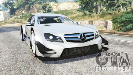 Mercedes-Benz C 63 AMG (C204) DTM v1.2 [replace] для GTA 5