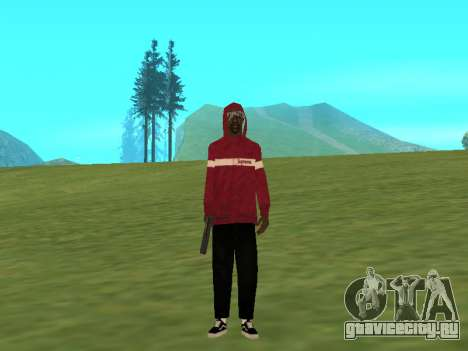Ballas 1 SS Production для GTA San Andreas