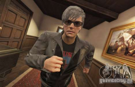 Quicksilver X-Men Apocalypse для GTA 5