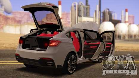 BMW X6 50D для GTA San Andreas вид справа