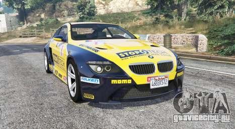 BMW M6 (E63) WideBody StopTech v0.3 [replace] для GTA 5