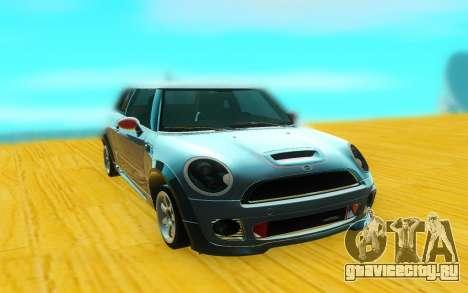 Mini Cooper Works GP для GTA San Andreas