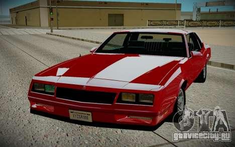Chevrolet Monte Carlo SS для GTA San Andreas