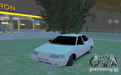 ВАЗ 2110 Сток Версия для GTA 4