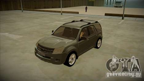 Great Wall Hover H2 Karelian Edition для GTA San Andreas