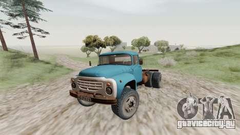 ЗиЛ 130 v2 для GTA San Andreas