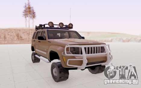 2016 Jeep Renegade для GTA San Andreas