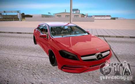 Mercedes-Benz A45 AMG 2016 для GTA San Andreas