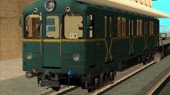 Метросостав типа Е Киевской Модернизации для GTA San Andreas