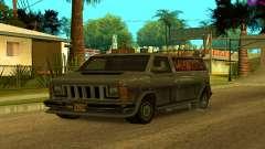 Gang Burrito from GTA Vice City для GTA San Andreas